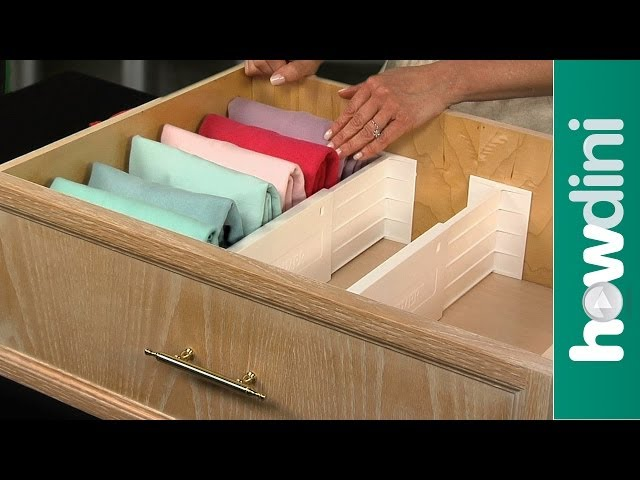 How to organize your dresser drawers and fold clothes We would love to have neat, organized drawers, if only we knew where to begin
