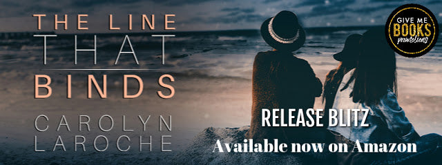 RELEASE BLITZ - The Line That Binds #Giveaway