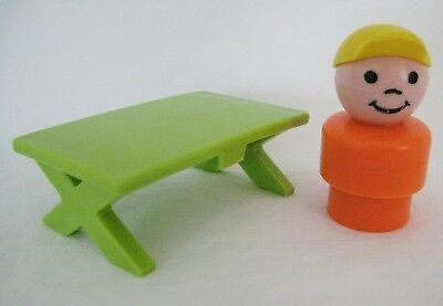 Attractive Fisher Price Picnic Table