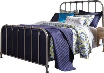 Appealing Ashley Metal Bed