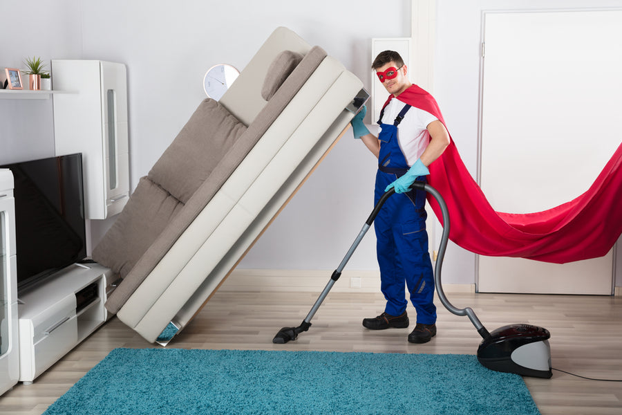 Have you ever been excited to clean your house? Have you ever jumped out of bed in the morning, ready to tackle your Spring Cleaning To Do list?