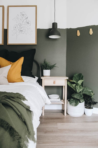 Guest Bedroom Reveal with IKEA