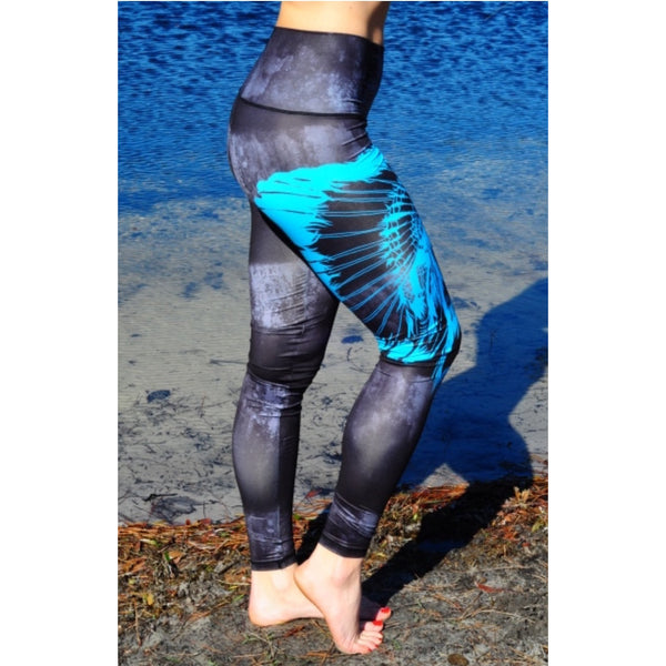 Eco-Friendly NATIVE SPIRIT DOWNDOGZ JIVA PANTS