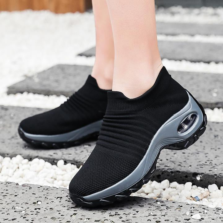 Women's Walking Shoes Sock Sneakers ( HOT SALE !!! 70% OFF Today Only )