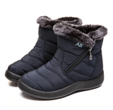 Women's Luxury Boots Winter Waterproof Anti-Slip Boots Mid & High