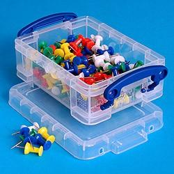 0.2L (litre) Really Useful Box - Storage 4 Crafts