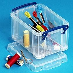 1.6L (litre) Really Useful Box - Storage 4 Crafts