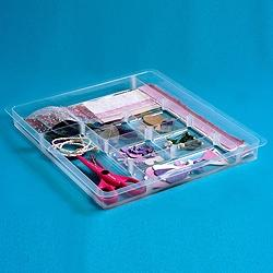 7 Litre Really Useful Organiser Tray - Storage 4 Crafts