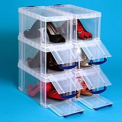 8L (litre) Really Useful Box - Clear