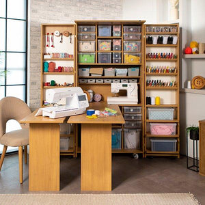 Allstore Storeaway Watersmeet 2.0 - Sewing & Quilting Edition - Storage 4 Crafts