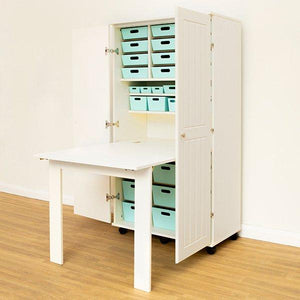 Craft Studio Workstation - Storage 4 Crafts