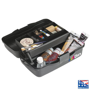 Essentials One Tray Black - Storage 4 Crafts