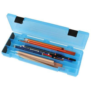 Pencil/Utility box -Blue - Storage 4 Crafts