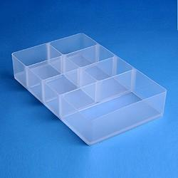 Really Useful 4 litre 7 compartment divider tray - Storage 4 Crafts