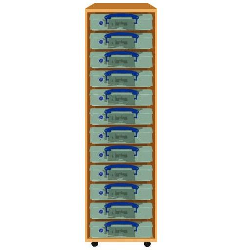 Really Useful A3 Storage Unit (130cm)