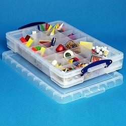 Really Useful Box 20L (litre) Divider Pack - Storage 4 Crafts