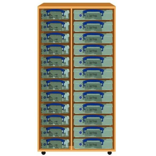 Really Useful Combi Storage Unit (130cm)