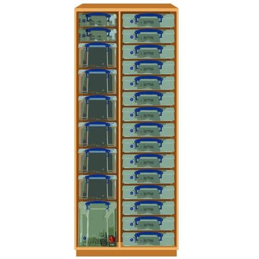 Really Useful Combi Storage Unit (160cm)