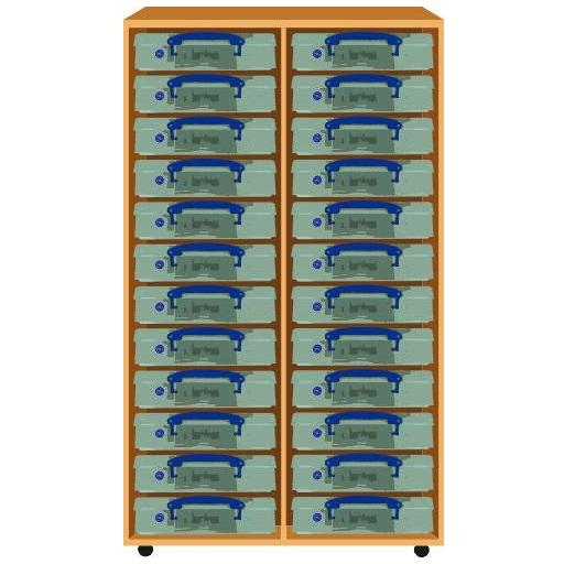 Really Useful Double 12x12 Storage Unit (130cm)