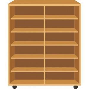 Really Useful Double Storage Unit (70cm) - Storage 4 Crafts