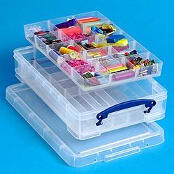 Really Useful Hobby Divider Tray - Storage 4 Crafts