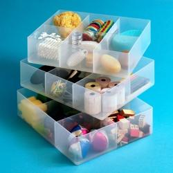 Really Useful Large Divider Tray 6 Compartment - Storage 4 Crafts