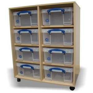 Really Useful Large Double Storage Unit 18L (100cm) - Storage 4 Crafts