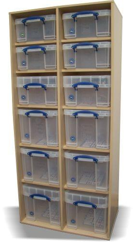 Really Useful Large Double Storage Unit 18L (190cm) - Storage 4 Crafts