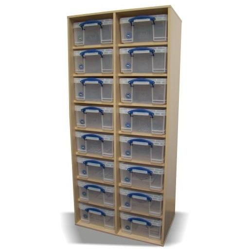 Really Useful Large Double Storage Unit 18L (190cm)