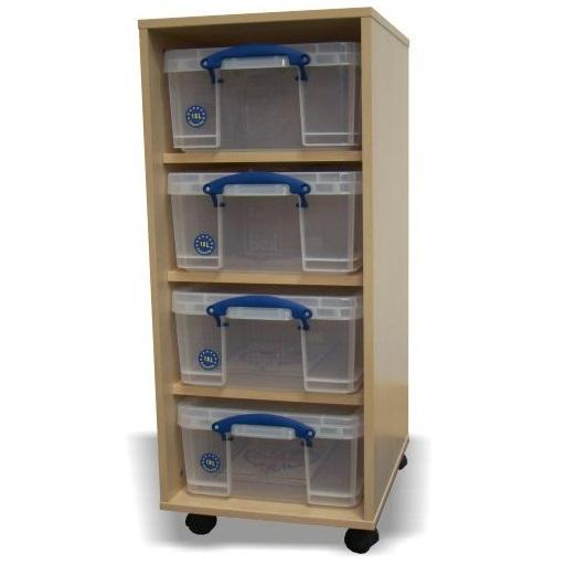 Really Useful Large Storage Unit 18L (100cm)