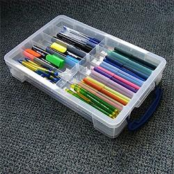 Really Useful lipped pen tray - Storage 4 Crafts