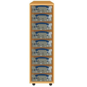 Really Useful Slim Storage Unit (100cm) - Storage 4 Crafts