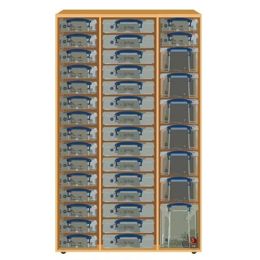 Really Useful Triple Combi Storage Unit (160cm)