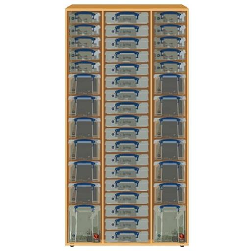 Really Useful Triple Combi Storage Unit (190cm)