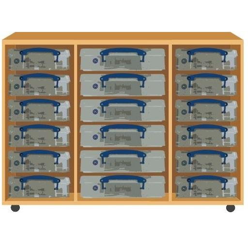 Really Useful Triple Combi Storage Unit (70cm)