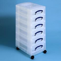 Storage Tower 6x4L Box - Storage 4 Crafts