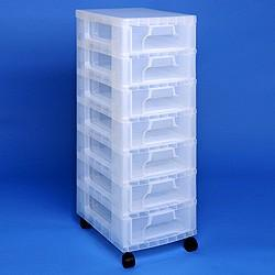 Storage Tower 7x7L Drawer