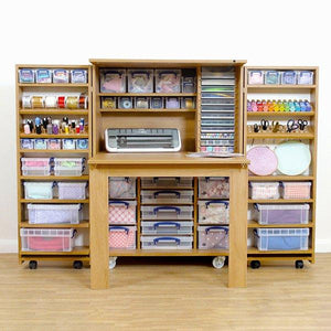 Storeaway Dunster 2.0 - Paper Crafting Edition - Storage 4 Crafts