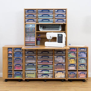 Storeaway Salcombe Edition and Hutch - Storage 4 Crafts