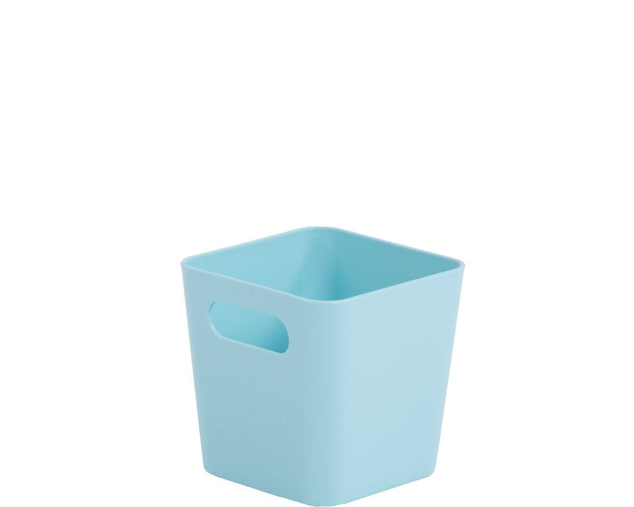 Studio Basket 1.01 - Square Duck Egg Blue