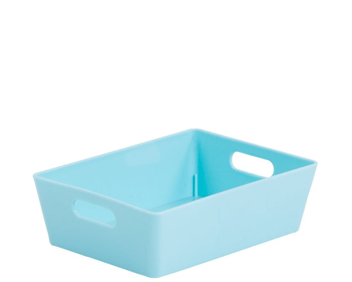 Studio Basket 3.01 Rectangular Duck Egg Blue