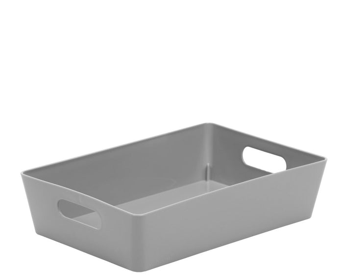 Studio Basket 4.01 Rectangular Cool Grey