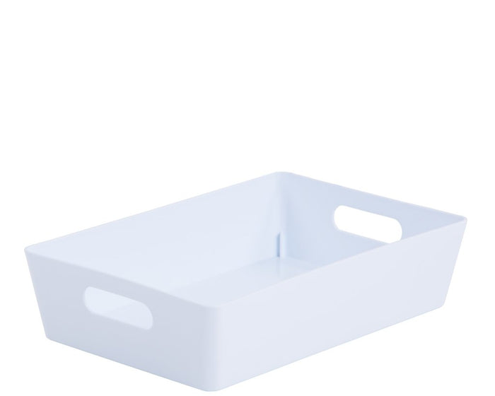 Studio Basket 4.01 Rectangular Ice White