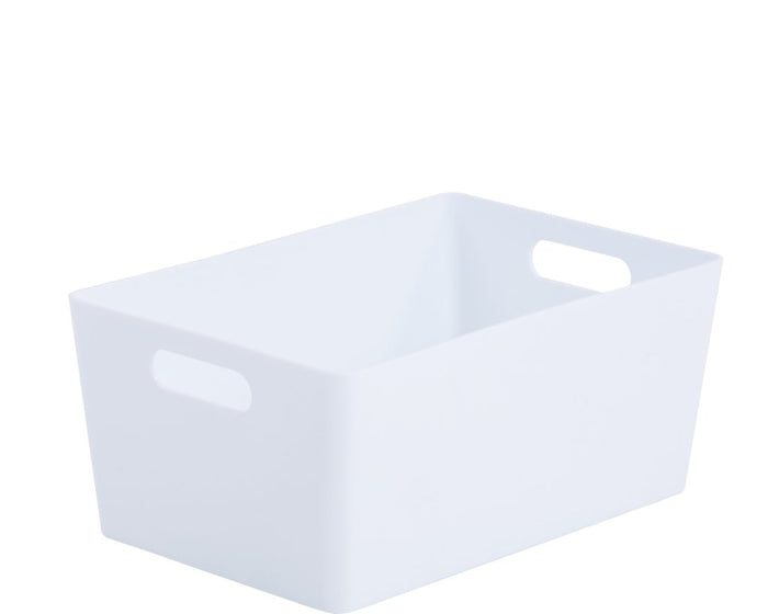 Studio Basket 4.02 Rectangular Ice White