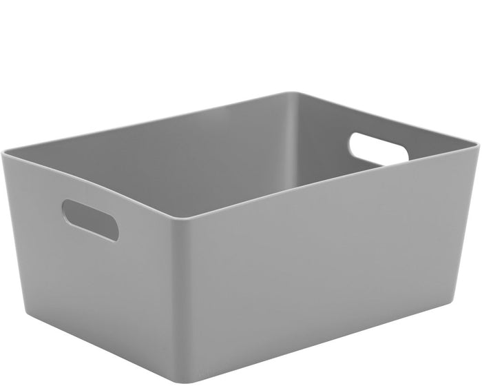 Studio Basket 5.02 Rectangular Cool Grey