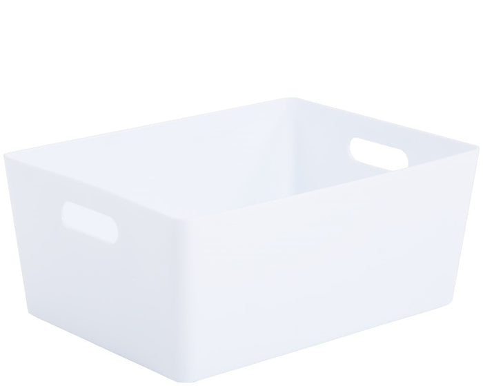 Studio Basket 5.02 Rectangular Ice White