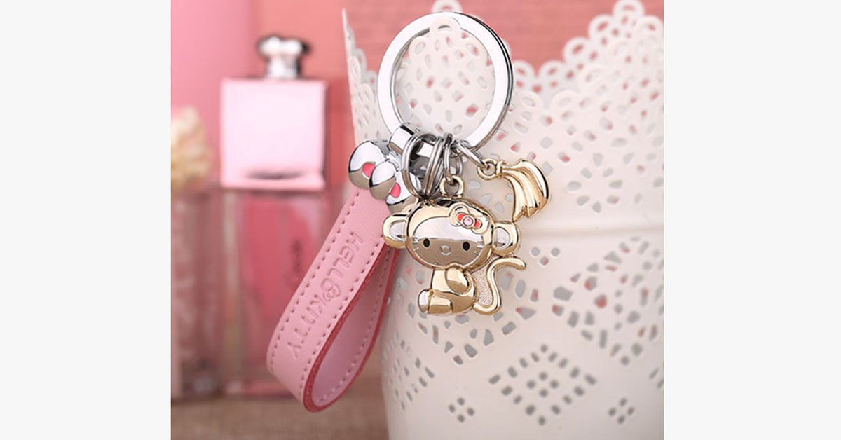 Hello Kitty Key Ring