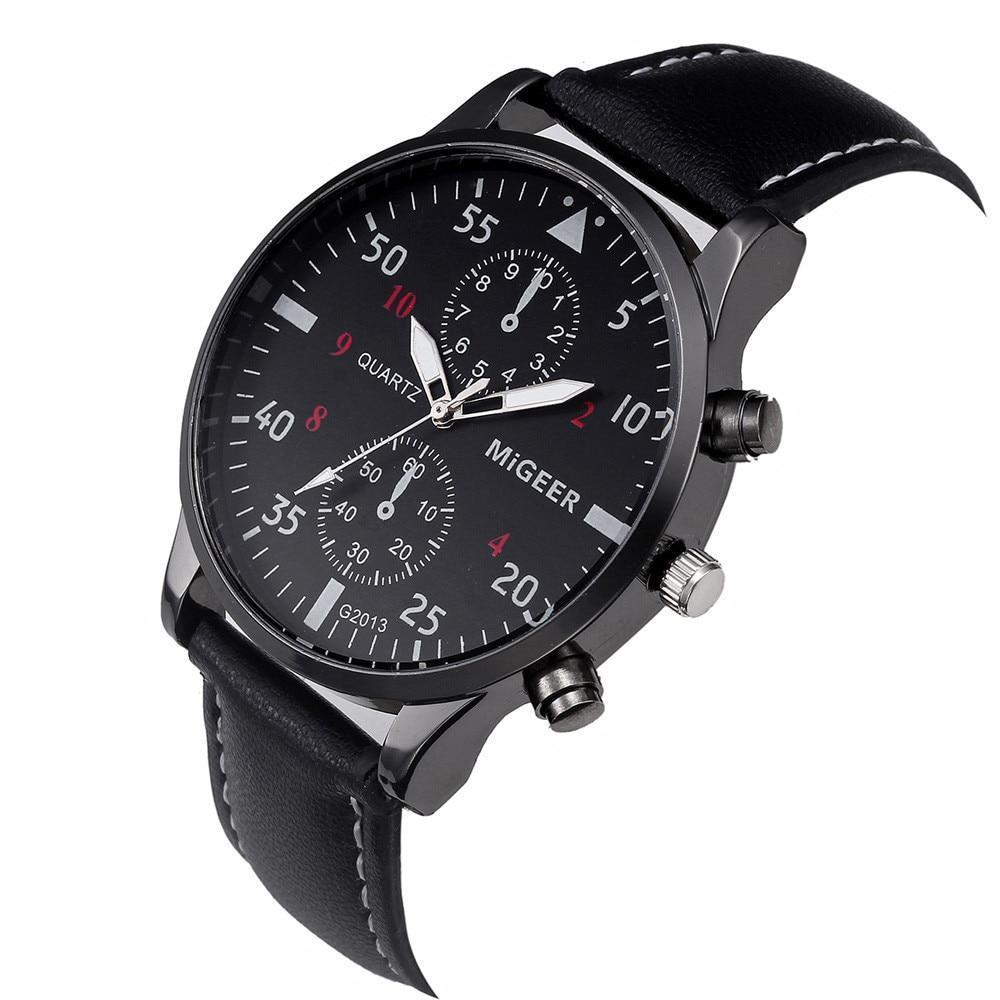 Sports Quartz Wristwatch