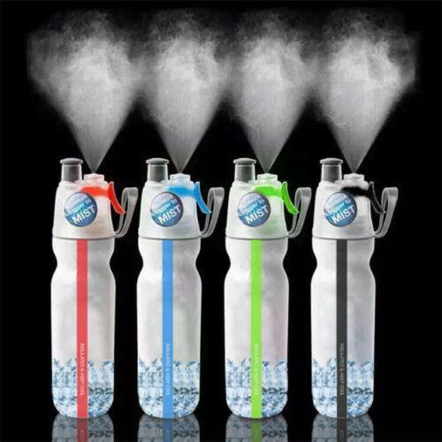 Sports Cool Misting Water Bottle