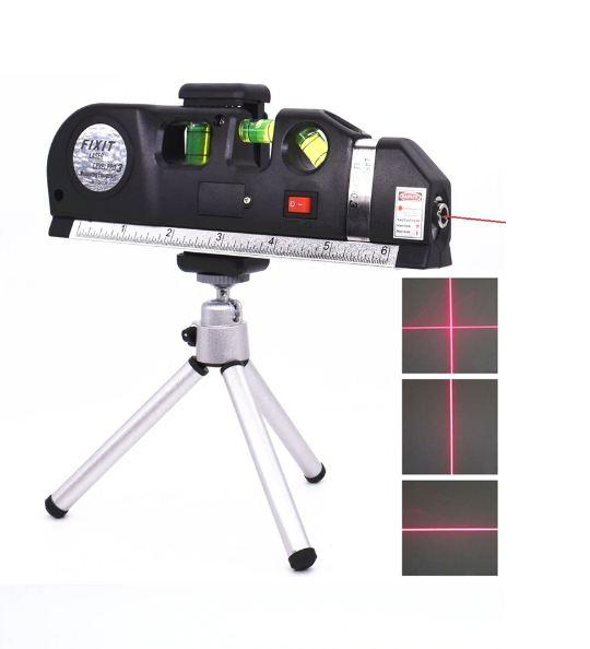 4 in 1 Infrared Laser Level Measuring